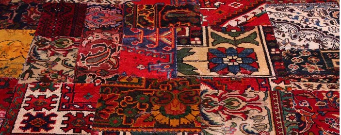 Limpiar alfombras de patchwork limpieza de alfombras y - Limpieza alfombras persas ...