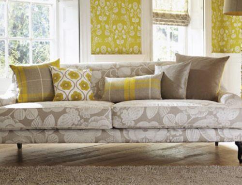 Desmanchado, limpieza y desinfección de tapicerías