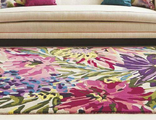 Limpieza de alfombras en la sierra noroeste de Madrid