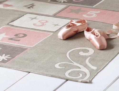 Limpieza de alfombras infantiles