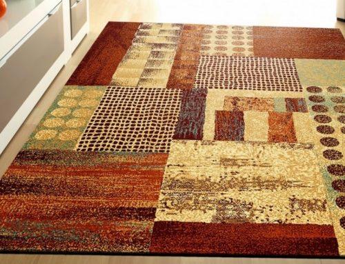 Limpieza de alfombras de patchwork