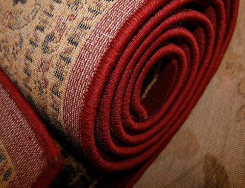 Limpiar y guardar las alfombras hasta el otoño