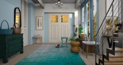 alergias y alfombras