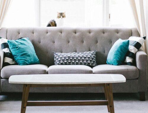 3 sencillos consejos para la limpieza de sofás