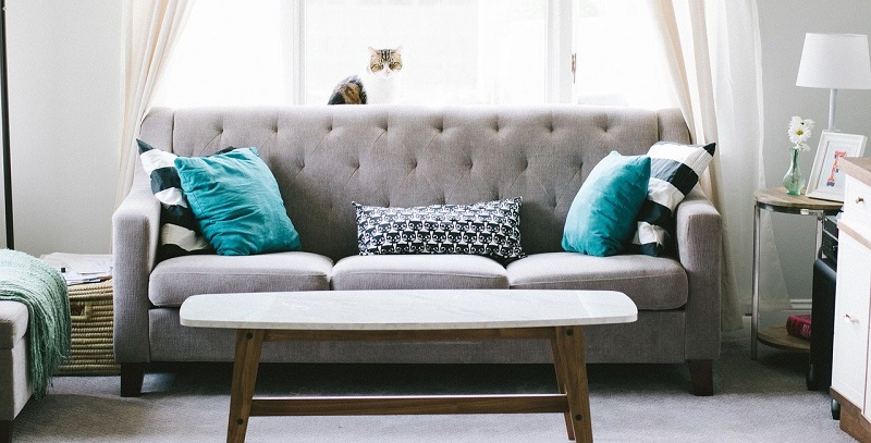 3 consejos sencillos para la limpieza de sofás